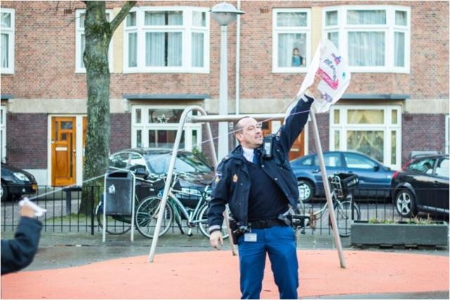 Het ontwerpteam van SDFWP bestaande uit Ontwerpbureau Muzus en kunstenaar Jorge Mañes Rubio maakten een voorstel voor het Columbusplein in Amsterdam West. Hier is al langere tijd sprake van veel jeugdoverlast en pestgedrag op straat en is het moeilijk om blijvende urgentie bij betrokken organisaties hiervoor te organiseren. Ze stelden voor om het Columbusplein uit te roepen tot een microstaat. Een blijvende mini natie met z'n eigen vlag, ruimtevaartprogramma en … (verder in te vullen door de gebruikers en betrokken organisaties). Een zelf uitgeroepen staatje wat van de bewoners en gebruikers van het plein is waardoor een nieuwe set van regels van kracht is en betrokkenen zich opnieuw tot elkaar kunnen verhouden.