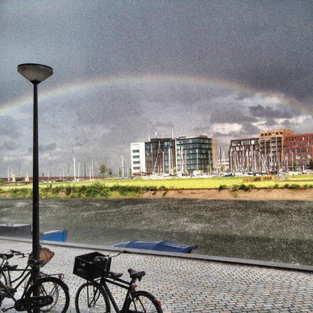 IJburg. Foto: In de Buurt Van Geluk